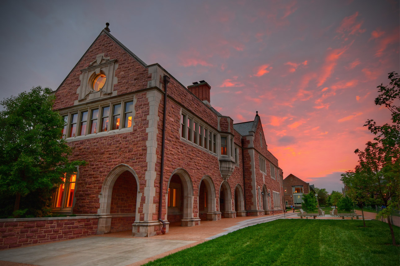 Danforth University Center in-line