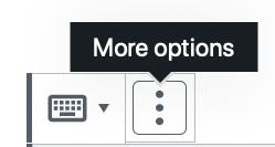 More options kabob